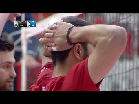 Volley League: ΟΛΥΜΠΙΑΚΟΣ-ΠΑΝΑΘΗΝΑΙΚΟΣ | 06/03/2020 | ΕΡΤ