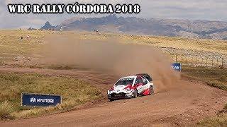 Yendo al Rally Córdoba 2018