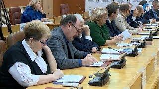 Депутаты думы Великого Новгорода рассмотрели изменения в городской бюджет