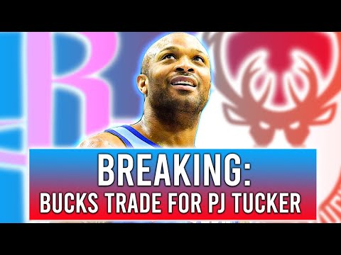 The PJ Tucker Trade EXPLAINED [NBA News]