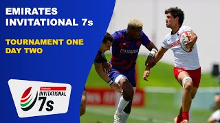 Emirates Invitational 7's – Day Two