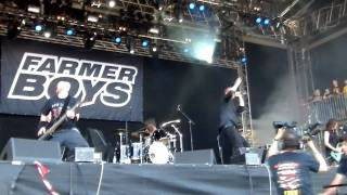 Farmer Boys - The Good Life LIVE @ Summer Breeze 2011