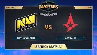 Na`Vi vs Astralis - DreamHack Marceille - Grand Final - map1 - de_nuke [CrystalMay, Enkanis]