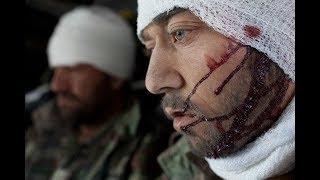 """В шаге от войны Раненые в Сирии """"вагнеровцы"""""""
