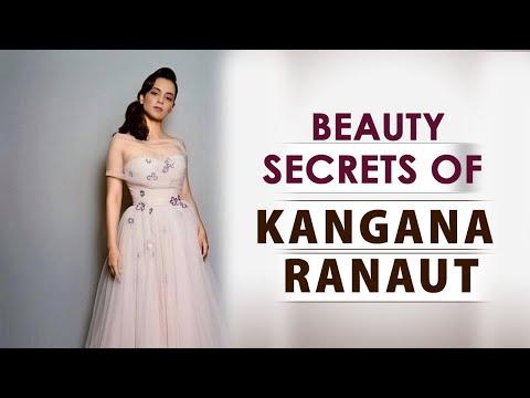 Kangana Ranaut Beauty Secrets   Celebrity beauty secrets   Healthfolks