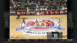 2007 McDonald's All American High School Game