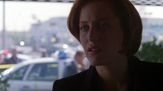 Scully, Don't Look Any Further