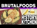 Bananaroll Salad  Retro Recipe Review  brutalfoods