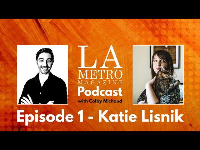 Episode 1 – Katie Lisnik