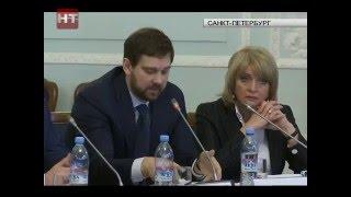 В Санкт-Петербурге состоялось заседание совета при полномочном представителе президента в Северо-Западном округе