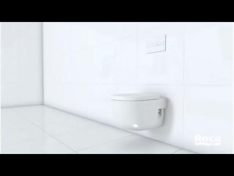 Manual de instalación de sistema de empotrar Duplo WC para inodoro suspendido de Roca