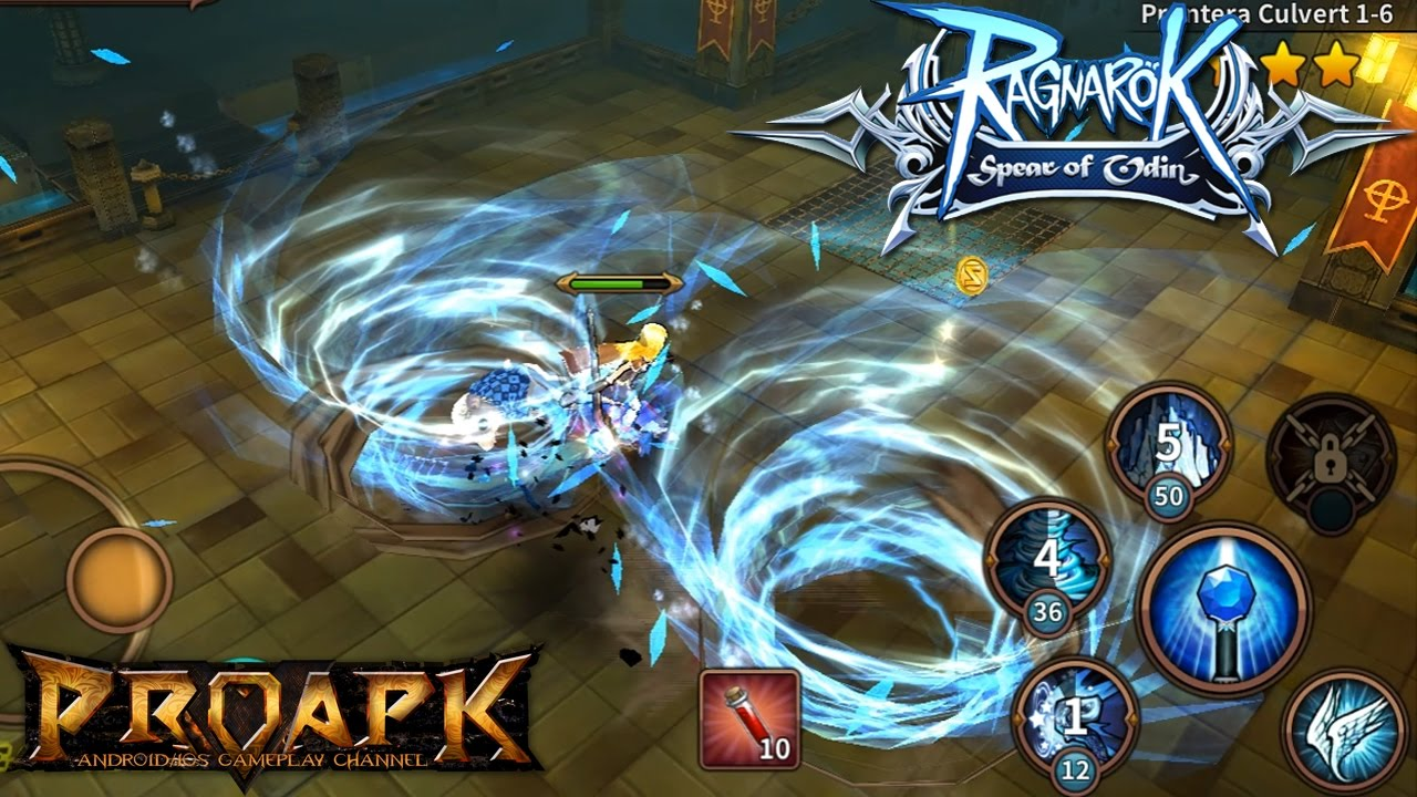 ragnarök online gameplay