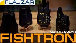 Комплект сигнализаторов поклевки flajzar fishtron neon tx