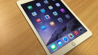 How to unlock an iPad without a passcode