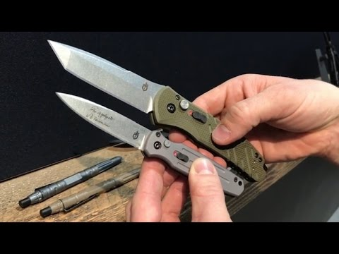 NEW U.S. Made Gerber Gear and Knives: Auto, Multi-Tool, S30V Steel Tactical Pens, And More