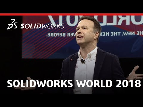 Do not Miss SOLIDWORKS World 2018 - SOLIDWORKS