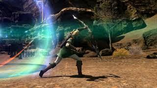 ffxiv shadowbringers bard armor - TH-Clip