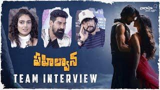 Pehlwaan Team Telugu Interview | Kichcha Sudeep | Aakanksha Singh | Kabir Duhan Singh | Krishna
