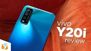 vivo Y20i Review