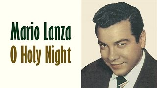 "Mario Lanza  ""O Holy Night"""