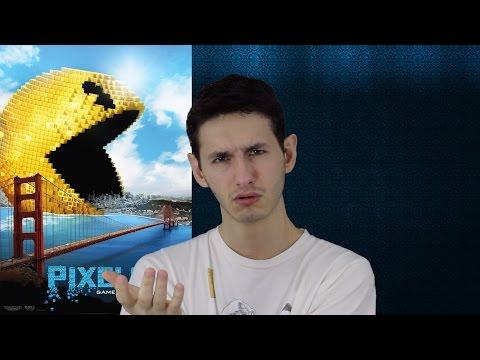 Pixels-Movie Review
