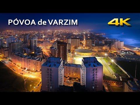 time-lapse - portugal - póvoa de varzim