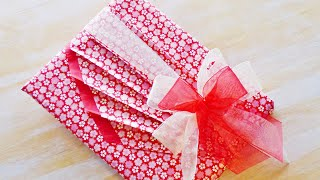 FAN-tastic Japanese Gift Wrapping