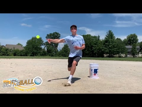 Blitzball Pitching Tutorial: How To Throw 10 Insane Blitzball Pitches