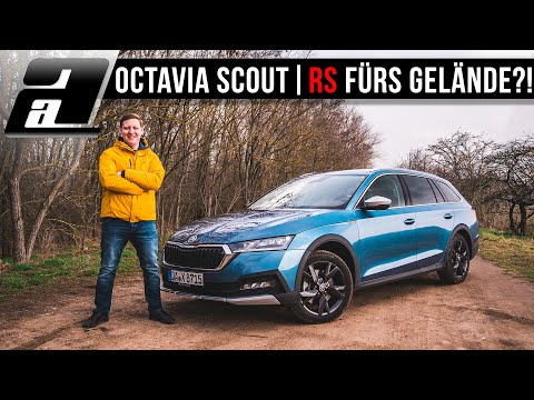 Der NEUE Skoda Octavia Scout 2.0 TDI (200PS, 400Nm) | Der Allrad Alleskönner? | REVIEW