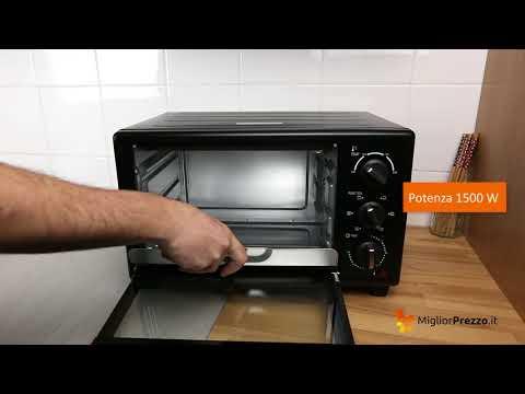 Forno elettrico Spice Habanero SPP004-N Video Recensione
