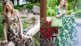 OOTD: Три Ярких Образа / Платья / VictoriaPortfolio