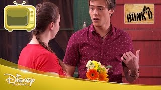 Bunk'd | Xander Says Goodbye | Official Disney Channel UK