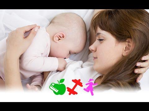 El vídeo sindi krouford para el adelgazamiento después del parto