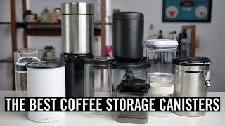 The Best Coffee Storage Canister
