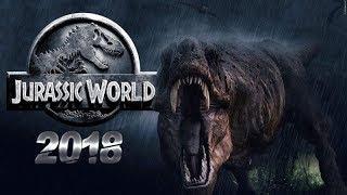 Мир Юрского периода 2 — Все трейлеры + Съёмки 2018 | Киноскороход (качество 1080)
