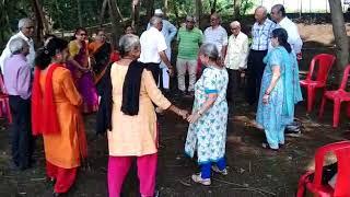 Senior  Citizens Group Games Part 1