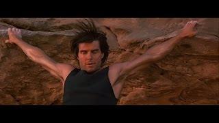 Mission Impossible 2 - Intro - Rock Climbing Scene