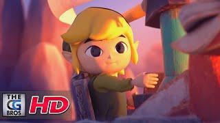 "CGI 3D Animated Short: ""The Legend of Zelda: The Wind Waker Fanart"" - by Vitor Maccari   TheCGBros"