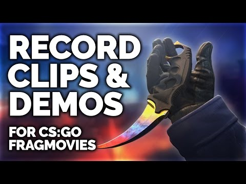 CS:GO How to Record and Playback Demos in Counter Strike Global