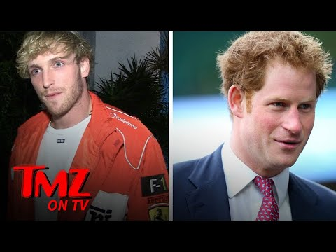[TMZ] Logan Paul Is Worried About Fortnite and Other Video Game Addicts