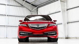Acura TLX  Prueba