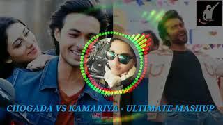 CHOGADA VS KAMARIYA - THE ULTIMATE MASHUP Ft.Dj RAHUL & DJ AJINKYA
