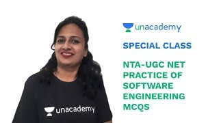 Special Class - NTA-UGC NET - Practice of Software Engineering MCQs - Nisha Mittal