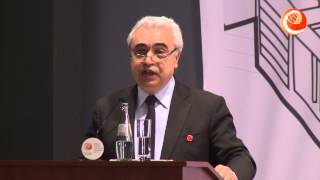 BETD2016 Dr. Fatih Birol, Executive Director, International Energy Agency (IEA)