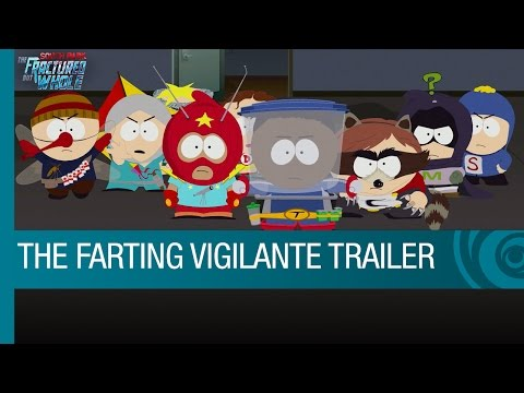 South Park: The Fractured But Whole Trailer – The Farting Vigilante