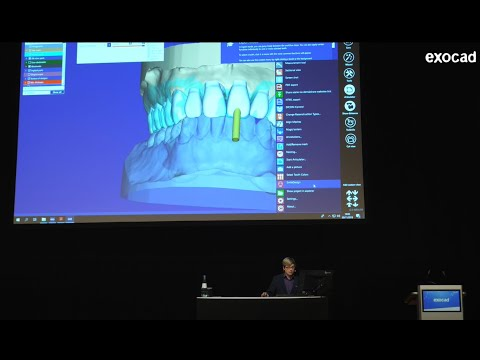 INSIGHTS 2018: DentalCAD Software Session by Friedemann Stang