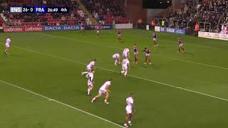 HIGHLIGHTS: England v France