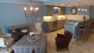 South Lyon, MI Finished Basement Walkthrough