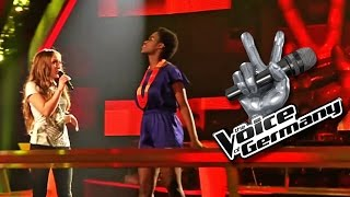 Viva La Vida  – Ivy Quianoo vs. Annika Röken| The Voice | The Battles Cover
