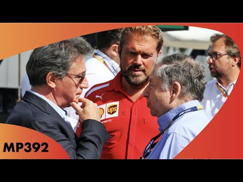 Image: Is this former Ferrari top man the ideal successor to Jean Todt at the FIA?